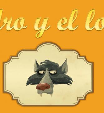 Fábula de Pedro y el Lobo